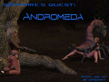 Sapphire's Quest: Andromeda